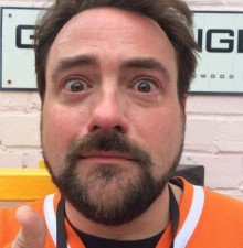 Kevin Smith Crying